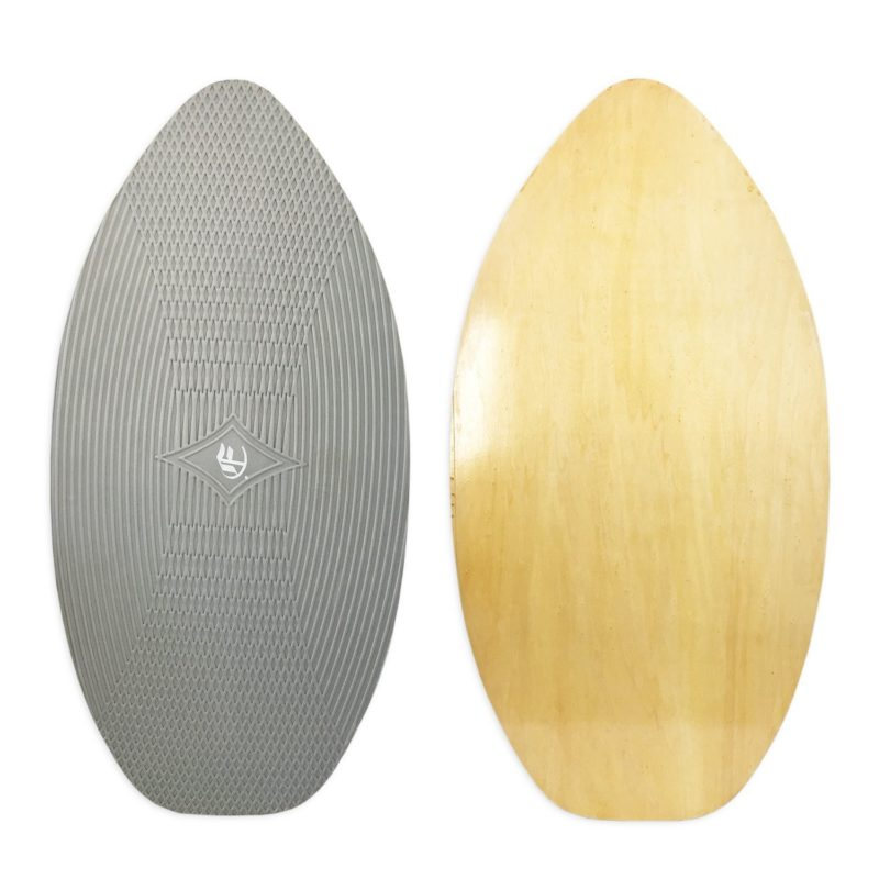 Empire Traction Best Skimboard for Beginners with Grip   Kahoy Skim