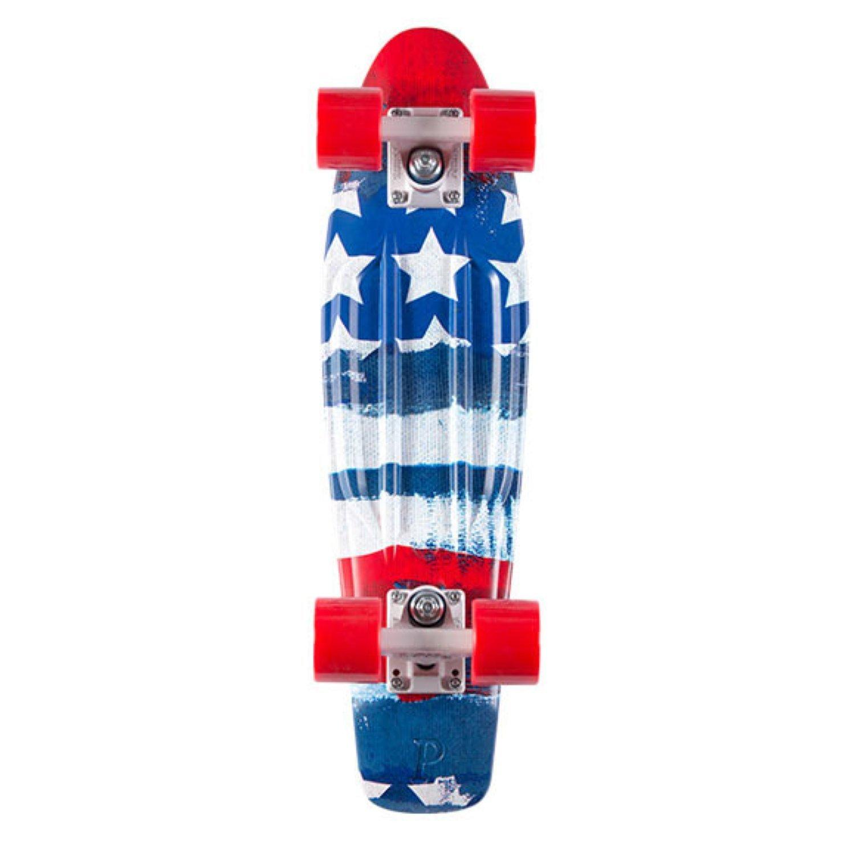 American Flag Best Penny Boards   Kahoy Skim