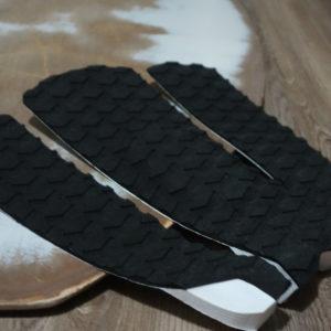 Black Traction Pads on Board | Kahoy Skim